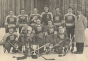 Smithers, B.C. junior hockey team; northern champions (descriptions859)