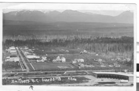 Smithers, B.C. postcards (descriptions866)