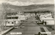 Main Street, Smithers, BC. (descriptions978)