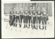 Canadian National Railway Hockey team. (descriptions1234)