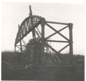 The beginning structure of the Civic Centre. (descriptions1308)