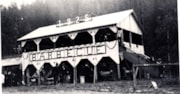 1925 Telkwa Barbecue grandstand (descriptions1559)