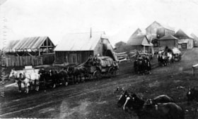 Freight wagons leaving Endako for Hazelton (descriptions1603)