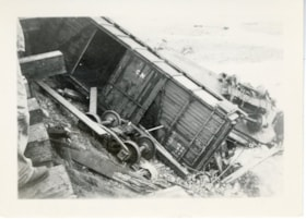 Canadian National (CN) Railway trainwreck (descriptions1635)