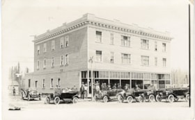 The Bulkley Hotel, Main Street, Smithers, B.C. (descriptions1679)