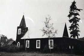 The Telkwa Anglican church (descriptions1685)