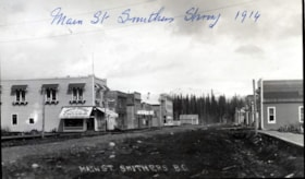 View of Smithers Main Street looking towards the east from … (descriptions1801)