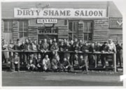 Group in front of the Elks Hall that transformed into the D… (descriptions1816)