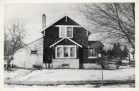 Addie and Ernest Hann's home (descriptions1868)