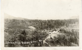 Cronin Mine, Babine Mountains (descriptions1912)