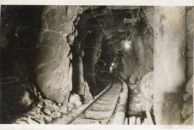 Duthie Mine tunnel (descriptions1913)