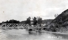 Telkwa Bridge, Telkwa, B.C. (descriptions1917)