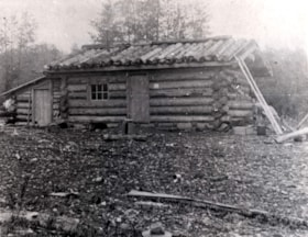The telegraph office at Tyhee Lake, Telkwa, B.C. (descriptions2046)