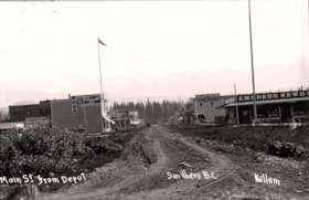 Main Street from Depot, Smithers, B.C. (descriptions2069)