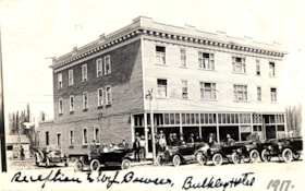 Bulkley Hotel in Smithers. (descriptions2263)