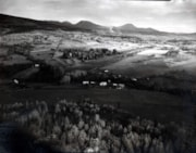 Aerial view of the Bulkley Valley and Glentanna area (descriptions2397)