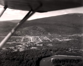 Aerial view of Smithers, B.C. (descriptions2477)
