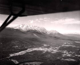 Aerial view of Smithers, B.C. (descriptions2479)