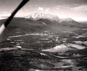 Aerial view of the Bulkley Valley (descriptions2482)