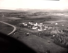 Aerial view of the Experimental Farm (descriptions7284)