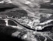 Aerial view of Smithers (descriptions2490)