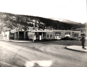 Bovill Motors and Wall's Electric Store, Smithers B.C. (descriptions2505)