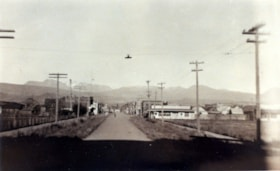 Main Street Smithers, looking north to the Central Park Bui… (descriptions2758)