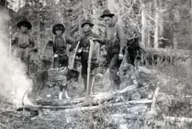 Packers at North Fork of Blackwater River (descriptions7358)