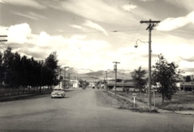 Looking north down Smithers Main Street (descriptions7388)