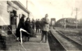 First Railway Station at Telkwa (descriptions2878)