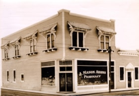ADAMS PHARMACY BUILT ON THE CORNER OF MAIN STREET AND 2ND A… (descriptions2961)
