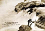 MORICETOWN FALLS NEAR SMITHERS SOURCE OF ALMOST UNLIMITED W… (descriptions2974)