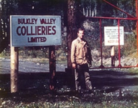 Owner/operator, Doug Carnaham, of the Bulkley Valley Collie… (descriptions6598)