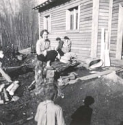 First home in South Hazelton being built (descriptions6607)