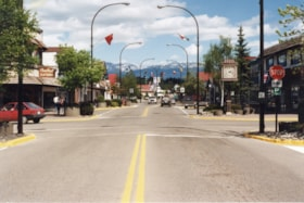 Corner of Main Street and Second Avenue, Smithers, B.C. (descriptions6637)