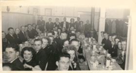 Junior Chamber of Commerce banquet at Bulkley Hotel (descriptions6107)