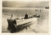 Billy Hetherington and Tommy Hetherington, Lake Kathlyn, Ju… (descriptions6200)