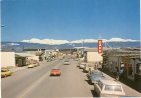 View of Smithers Main Street in the 1970s (descriptions4329)