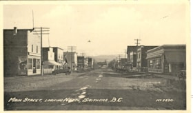 Smithers Main Street looking north (descriptions4545)