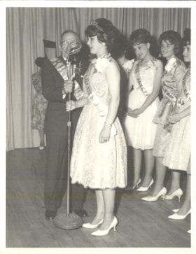 Smithers 50th Jubilee, Crowning of Miss Golden Jubilee, Mar… (descriptions4634)