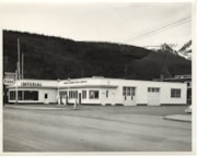 Bovill Motors Esso Service building (descriptions4767)