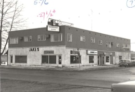 Okanagan Holdings (Jakes) Corner or Main Street and 4th Ave (descriptions4793)