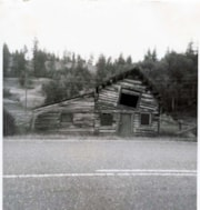 Abandoned Early Day Road Houses between Hazelton and Morice… (descriptions4833)
