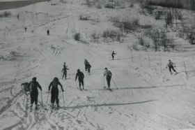At Malkow Ski Hill, January 27, 1946 (descriptions5602)