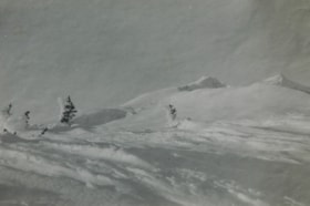 On Prairie, Hudson Bay Mountain, Spring 1946 (descriptions6164)