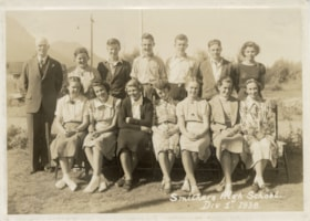 Smithers High School Div. 1 class photo (descriptions9309)