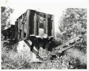 Box car loading machine. Bulkley Valley Colleries Ltd. Loca… (descriptions6242)