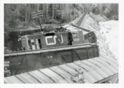 Canadian National Railways Kitselas wreck, April 26, 1969 (descriptions6256)