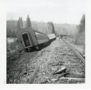 Canadian National Railways derailment of passenger train No… (descriptions6259)