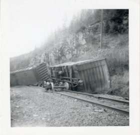 Canadian National Railways derailment, Bulkley River, B.C. (descriptions6260)